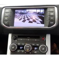 Interface multimédia A/V et caméra de recul Land Rover Discovery 4, Evoque, FreeLander, Range Rover Vogue et Sport et Jaguar XF/XJL de 2012-2013
