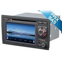 Autoradio GPS Audi A4 de 2004 à 2008 et Seat Exeo depuis 2009