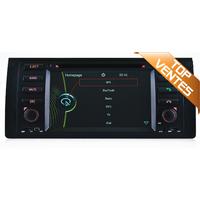 Autoradio GPS BMW X5 E53 & Série 5 E39