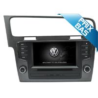 Autoradio GPS Volkswagen Golf 7