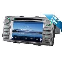 Autoradio GPS Toyota Hilux depuis 2012