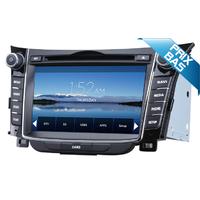 Autoradio GPS Hyundai i30 depuis 2013