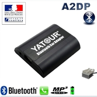Kit Mains libres Bluetooth téléphonie & streaming audio pour Audi (Connecteur 12pin) - Audi A3, Audi TT, Audi A4, Audi R8