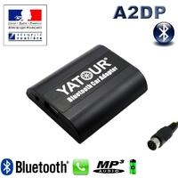 Kit Mains libres Bluetooth téléphonie & streaming audio pour Volvo HU - C70, S40, S60, S80, V40, V70 & XC70