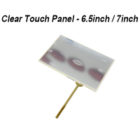 Film tactile Clear Touch Audi BMW Mercedes - dimension 6,5 pouces / 7 pouces
