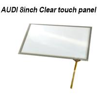 Film tactile Clear Touch Audi A6 A7 depuis 2012 et A8 depuis 2010 - dimension 8 pouces