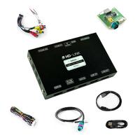 Interface HD-LINK avec entrées HDMI, Mirrorlink, Navigation GPS et caméra de recul pour Mercedes Classe C, Classe S, CLS et Classe B depuis 2014