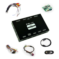 Interface HD-LINK avec entrées HDMI, Mirrorlink, Navigation GPS et caméra de recul BMW Série 3, Série 4, Série 5 et Série 6 depuis 2012 et Mini Cooper depuis 2014