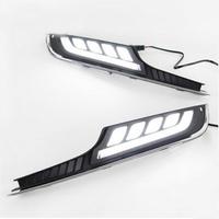 Feux de jour à 16 LEDs (DRL) pour Volkswagen Golf 7
