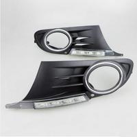 Feux de jour à 5 LEDs (DRL) pour Volkswagen Golf 6 de 2009 à 2013