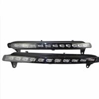 Feux de jour à 22 LEDs (DRL) pour Audi Q7 de 2010 à 2013