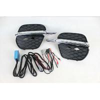 Feux de jour à 6 LEDs (DRL) pour BMW X5 E70 de 2011 à 2012