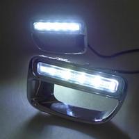 Feux de jour à 5 LEDs (DRL) pour Mini de 2012 & 2013