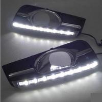Feux de jour à 9 LEDs (DRL) pour Chevrolet Cruze de 2009 à 2013