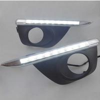 Feux de jour à 9 LEDs (DRL) pour Renault Koleos de 2011 à 2013