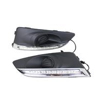 Feux de jour à 9 LEDs (DRL) pour Chevrolet Aveo de 2011 à 2013