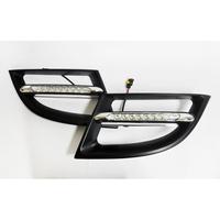 Feux de jour à 10 LEDs (DRL) pour Renault Megane 3 de 2011 à 2013
