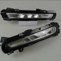Feux de jour à 12 LEDs (DRL) pour Ford Mondeo de 2010 à 2012