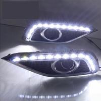 Feux de jour à 12 LEDs (DRL) pour Honda CR-V de 2012 & 2013