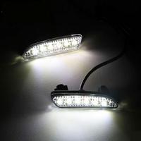 Feux de jour à 6 LEDs (DRL) pour Honda Odyssey de 2010 & 2013