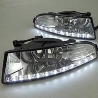 Feux de jour à 11 LEDs (DRL) pour Skoda Octavia de 2010 à 2015