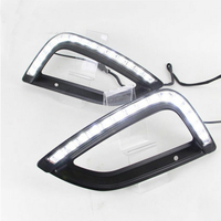 Feux de jour à 15 LEDs (DRL) pour Hyundai IX35 de 2013 & 2014