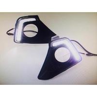 Feux de jour à 10 LEDs (DRL) pour Hyundai I10 de 2013 & 2014