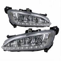 Feux de jour à 12 LEDs (DRL) pour Hyundai IX45 de 2013 & 2014