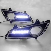 Feux de jour à 15 LEDs (DRL) pour Hyundai Elantra de 2011 & 2013