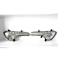 Feux de jour à 10 LEDs (DRL) pour Kia Sportage R de 2010