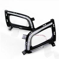 Feux de jour à 12 LEDs (DRL) pour Kia Optima de 2013 & 2014