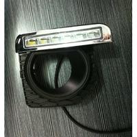 Feux de jour à 12 LEDs (DRL) pour Land Rover Freelander 2 de 2012