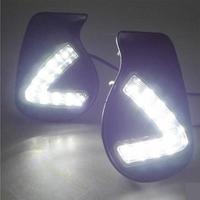 Feux de jour à 12 LEDs (DRL) pour Lexus CT 200h de 2012 & 2013