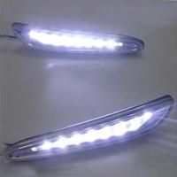 Feux de jour à 8 LEDs (DRL) pour Mazda 3 de 2010 à 2013