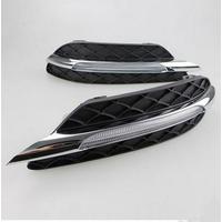 Feux de jour à 5 LEDs (DRL) pour Mercedes Classe C W204 de 2011 à 2013