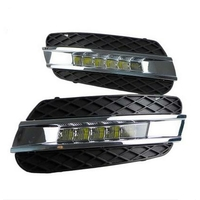 Feux de jour à 6 LEDs (DRL) pour Mercedes Classe ML de 2008 à 2009