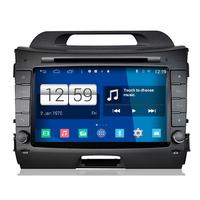 Autoradio Android écran tactile GPS DVD Kia Sportage depuis 2014
