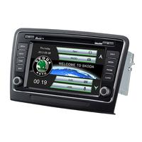 Autoradio GPS Skoda Superb de 2009 à 2015