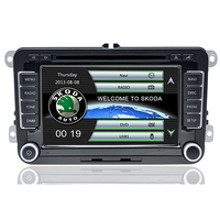"""Autoradio GPS Skoda Octavia, Fabia, Rapid et Roomster - Ecran 6,5"""""""