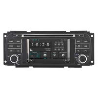 Autoradio GPS Jeep Wrangler, Liberty, Grand Cherokee