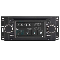 Autoradio GPS DVD écran tactile Jeep Commander, Grand Cherokee, Compass et Patriot