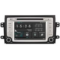 Autoradio GPS Suzuki SX4 et Fiat Sedici de 2006 à 2012