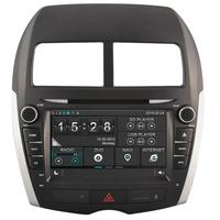 Autoradio GPS Mitsubishi ASX depuis 2010, Citroën C4 Aircross et Peugeot 4008