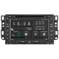 Autoradio GPS Chevrolet Epica, Captiva, Spark, Aveo, Lova & Silverado