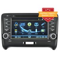 Autoradio GPS Audi TT de 2006 à 2012