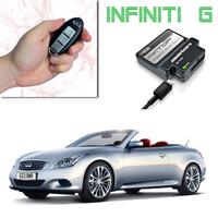 SmartTOP Infiniti G cabriolet - STHFII1