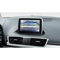 Interface multimédia vidéo et caméra de recul Mazda 3 depuis 2013