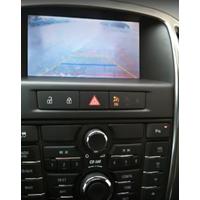 Interface multimédia A/V et caméra de recul Opel CD500 / NAVI 600 / DVD 800 / NAVI 900 et NAVI 950
