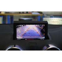 Interface multimédia A/V et caméra de recul Audi A1 et Audi Q3