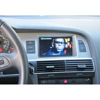 Interface multimédia A/V et caméra de recul Audi A6 A8 et Q7 - autoradio MMI 2G